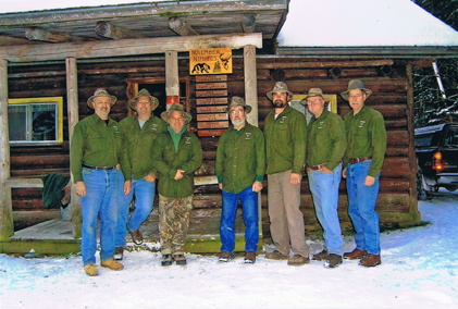 Macannamac Hunting Group since 1992